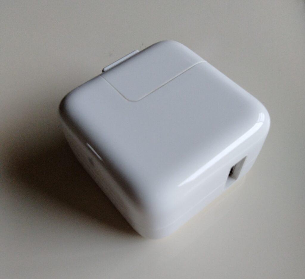 Apple純正10W/12W充電器